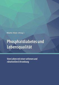 Phosphatdiabetes und Lebensqualität Buchcover