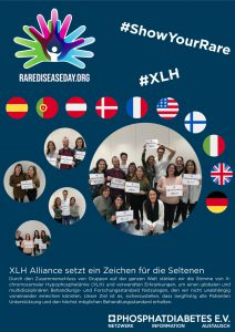 Rare Disease Day 2019 in Hannover